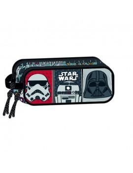 Star Wars Double Pencil Case Astro 21 cm