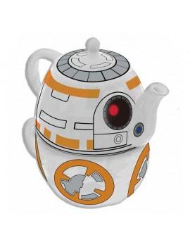 Star Wars Episode VII Teapot & Mug BB-8 14 cm