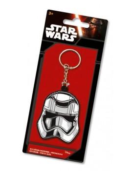 Star Wars Episode VII Vinyl Keychain Captain Phasma