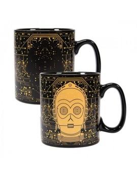Star Wars Heat Change Mug C-3PO