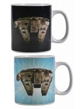 Star Wars Heat Change Mug Falcon
