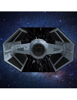 Star Wars Picnic Rug TIE Fighter