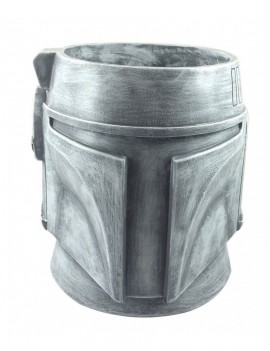Star Wars Plant Pot Stone Boba Fett 25 cm