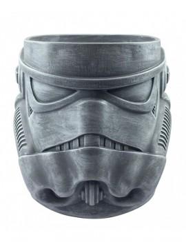 Star Wars Plant Pot Stone Stormtrooper 25 cm