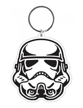 Star Wars Rubber Keychain Stormtrooper 6 cm