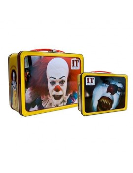 Stephen Kings It Tin Tote Pennywise