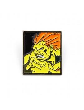Street Fighter Pin Badge Blanka