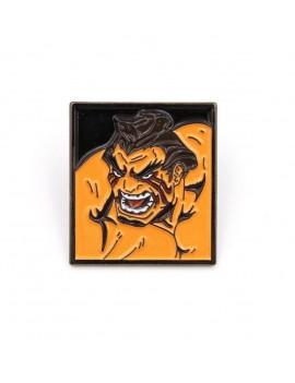 Street Fighter Pin Badge Honda