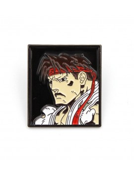 Street Fighter Pin Badge Ryu