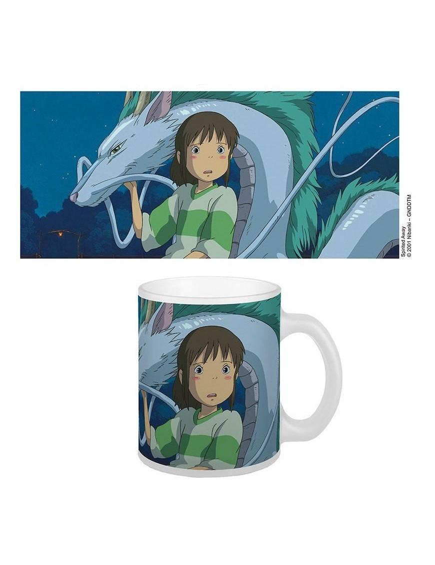Studio Ghibli Mug Chihiro Spirited Away