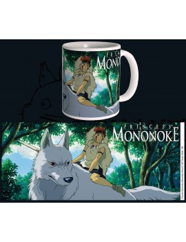 Studio Ghibli Mug Princess Mononoke