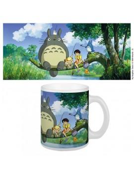 Studio Ghibli Mug Totoro Fishing