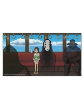 Studio Ghibli Wooden Wall Art Spirited Away 37,5 x 20,5 cm