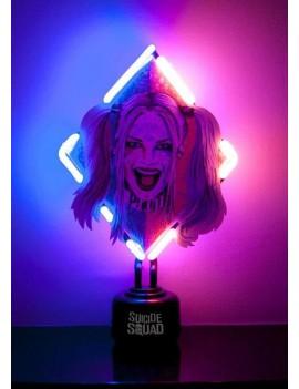 Suicide Squad Neon Light Harley Quinn 33 x 20 cm