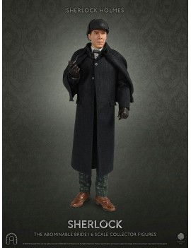 Sherlock Collector Figure Series Action Figure 1/6 Sherlock Holmes The Abominable Bride 30 cm