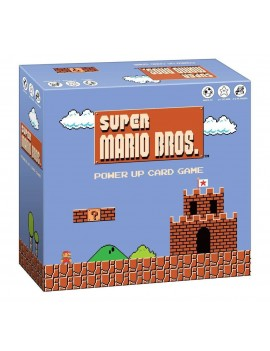 Super Mario Bros. Card Game Power Up *English Version*