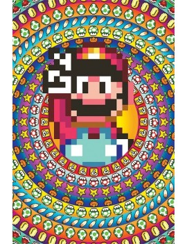 Super Mario Poster Pack Power Ups 61 x 91 cm (5)
