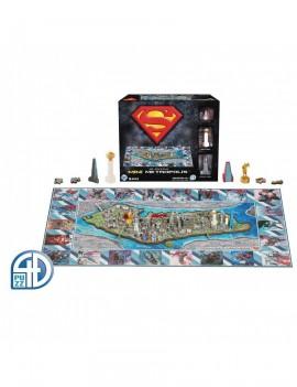 Superman 4D Mini Puzzle Metropolis (833 pieces)