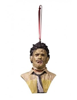 Texas Chainsaw Massacre Holiday Horrors Ornament Leatherface