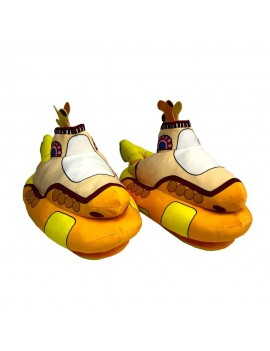 The Beatles Plush Slippers Yellow Submarine 35 cm
