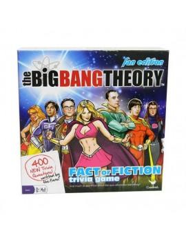 The Big Bang Theory Board Game Trivia Fact or Fiction Fan Edition *English Version*