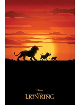 The Lion King Poster Pack Long Live The King 61 x 91 cm (5)