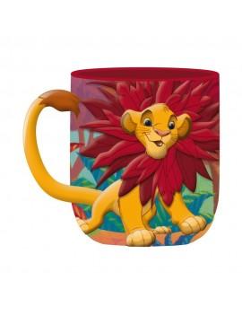 The Lion King Shaped Mug Simba