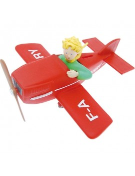 The Little Prince Bust Bank The Little Prince in his plane 27 cm