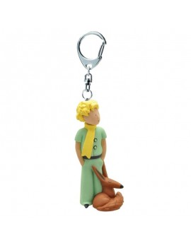 The Little Prince Keychain The Little Prince & The Fox 13 cm