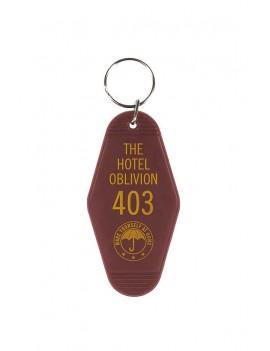 The Umbrella Academy Keychain Hotel Oblivion 9 cm