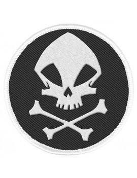 The Umbrella Academy Patch The Kraken Skull Logo 6 cm