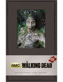 The Walking Dead Hardcover Ruled Journal Walkers