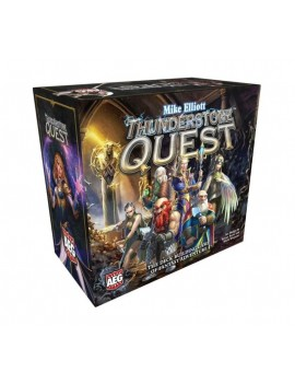 Thunderstone Quest Card Game *English Version*
