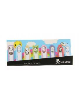 Tokidoki Sticky Note Tabs Members