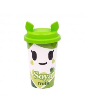 Tokidoki Travel Mug Soya Milk