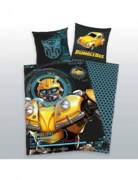 Transformers Bumblebee Duvet Set 135 x 200 cm / 80 x 80 cm