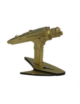 Star Trek KUZO Diecast Mini Replica Starfleet Hand Phaser Gold Variant SDCC 2019 5 cm