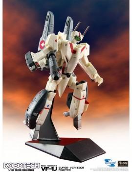 Robotech Super Veritech Fighter Collection Action Figure 1/100 VF-1J Rick Hunter 15 cm