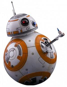 Star Wars Episode VIII Movie Masterpiece Action Figure 1/6 BB-8 11 cm