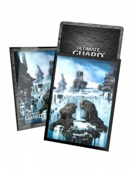 Ultimate Guard Printed Sleeves Standard Size Lands Edition II Island (100)