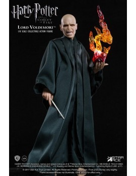 Harry Potter Real Master Series Action Figure 1/8 Lord Voldemort 23 cm