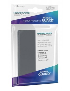 Ultimate Guard Undercover Sleeves Japanese Size (100)