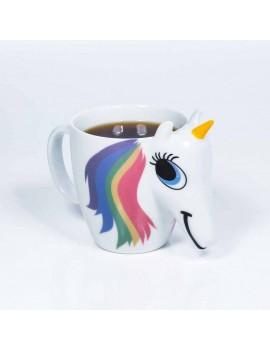 Unicorn 3D Heat Change Mug