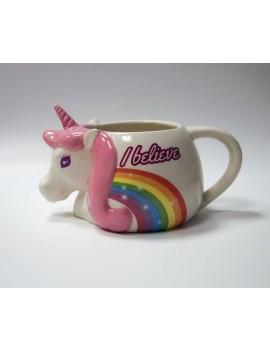 Unicorn 3D Mug I Believe