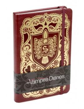 Vampire Diaries Hardcover Ruled Journal Logo