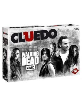 Walking Dead (AMC) Board Game Clue *German Version*