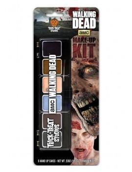 Walking Dead Make-Up Kit Walker