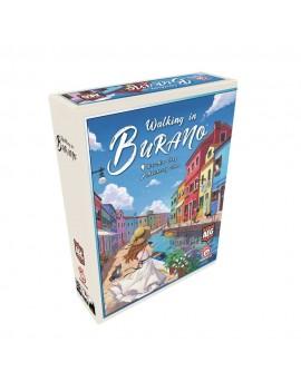 Walking in Burano Card Game *English Version*