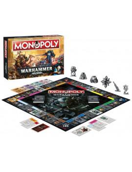 Warhammer 40K Board Game Monopoly *German Version*