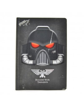 Warhammer A5 Notebook Space Marine